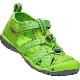 Keen Seacamp II CNX Sandals Youth Vibrant Green